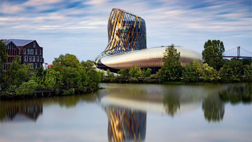 """""""Elevator Pitch"""" à la cité du vin de Bordeaux"""